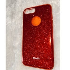 Perfect condition Red IPhone Case❤️